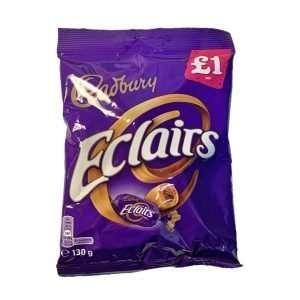 Cadbury Eclairs 130g Bag (eng)