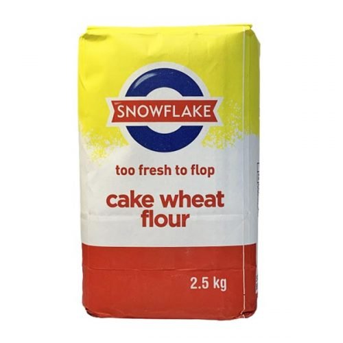 Snowflake Cake Wheat Flour 2.5kg Bag