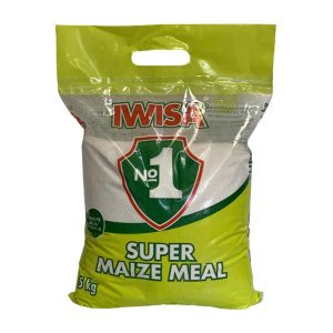 Iwisa Maize Meal 5kg bag