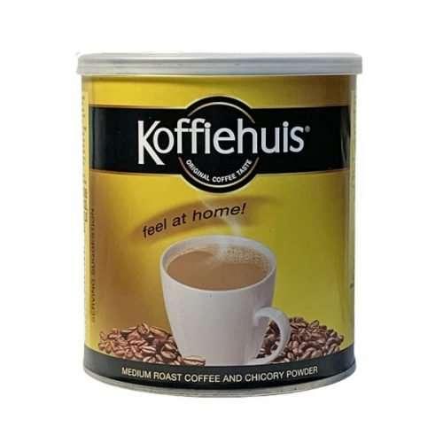 Koffiehuis Medium Roast Coffee 250g tin