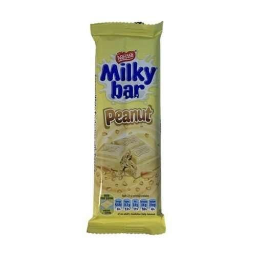 Nestle Milky Bar Peanut 80g bar