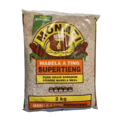 Monati Supertieng Mabela 2kg