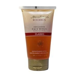 African Extract Rooibos Face Wash Classic 150ml Tube