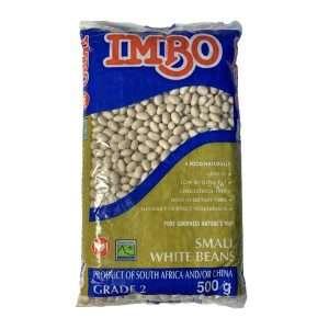 Imbo Small White Beans 500g