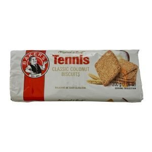 Bakers Tennis 200g pack