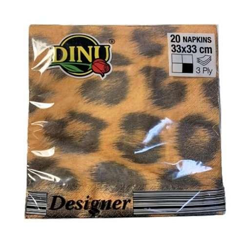 Dinu Designer Napkins African Sunshine 20 units