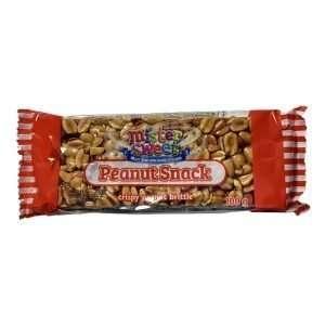 Mr Sweet Peanut Snack 100g Bar