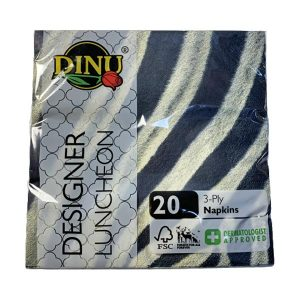 Dinu Designer Napkins Beautiful Africa 20 units