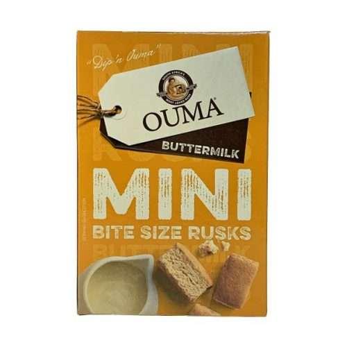 Ouma Buttermilk Rusks Mini 200g box