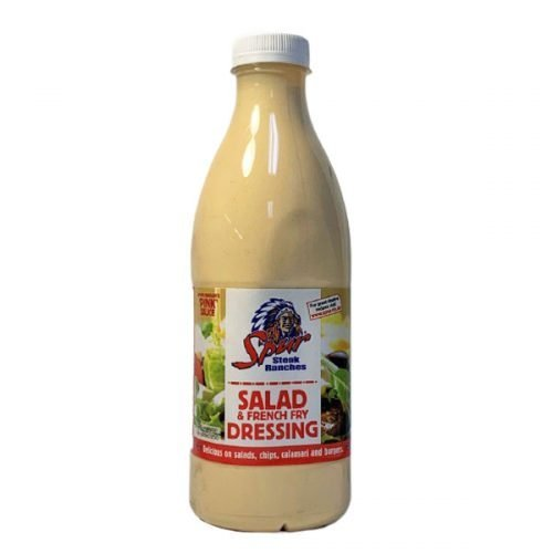 Spur Salad and French Fry Dressing - 1 Litre