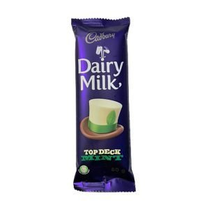 Cadbury Top Deck Mint 80g bar