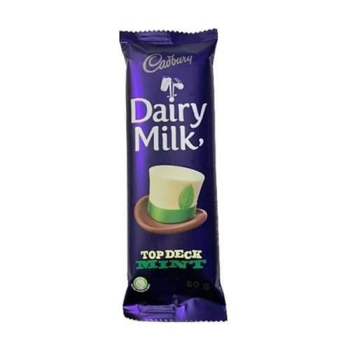 Cadbury Top Deck Mint 80g bar