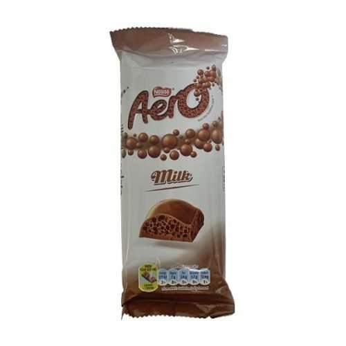 Nestle Aero Milk 85g bar