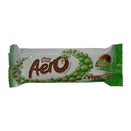 Nestle Aero Peppermint 45g bar