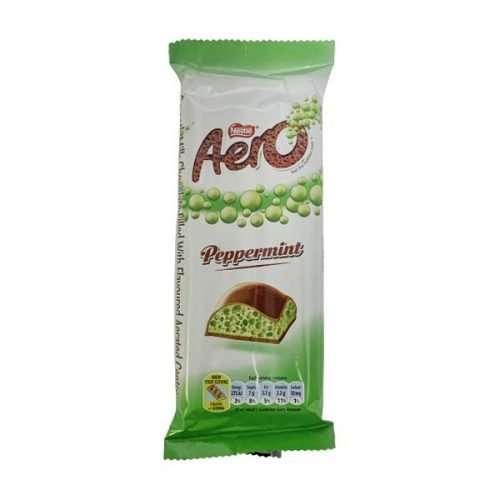 Nestle Aero Peppermint 85g bar