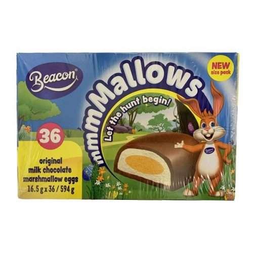 Beacon Marshmallow eggs 36 X 16.5g