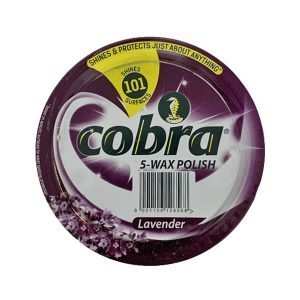 Cobra Wax Polish Lavender 350ml