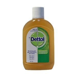 Dettol 250ml bottle