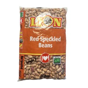 Lion Red Speckled Beans 500g bag