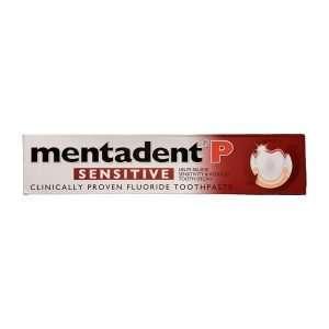 Mentadent P sensitive 100ml tube