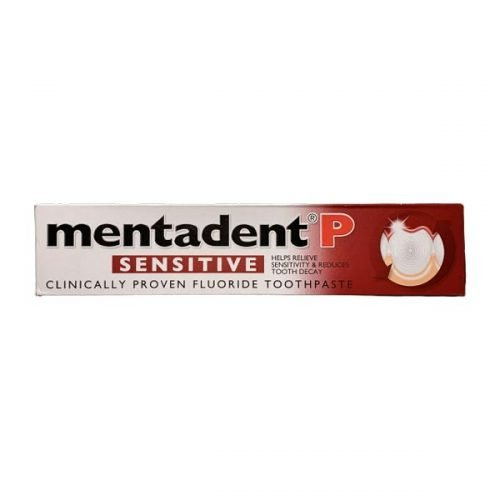 Mentadent P sensitive 100ml tube