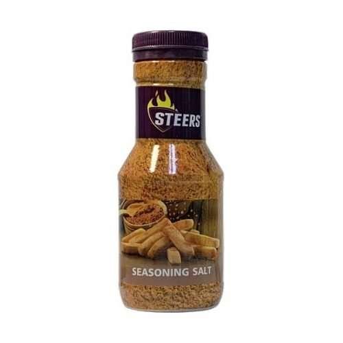 Steers Spice Seasoning Salt 225g bottle