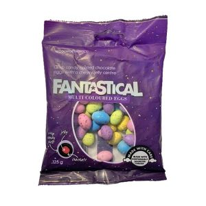 Woolworths Speckled Eggs 125g bag