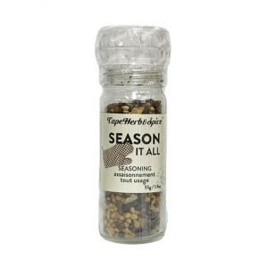 Cape Herb & Spice Grinders Season It All 55g bottle