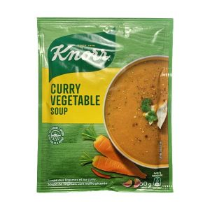 Knorr Soup Curry Vegetable 50g sachet