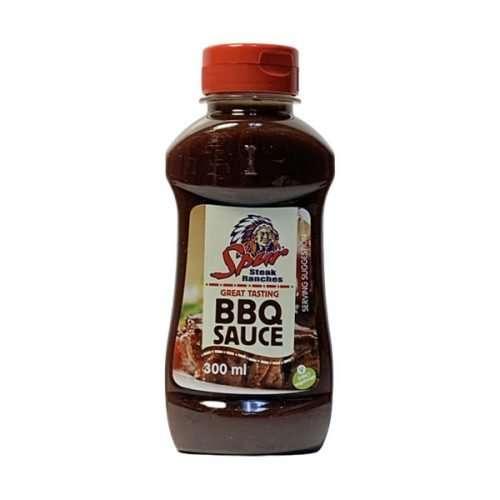 Spur Sauce BBQ 300ml bottle