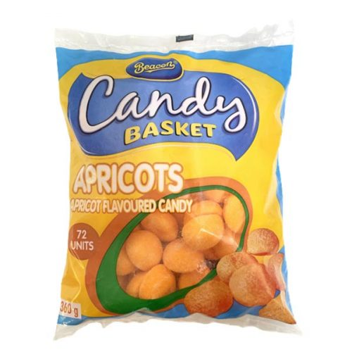 Beacon Candy Apricots 360g
