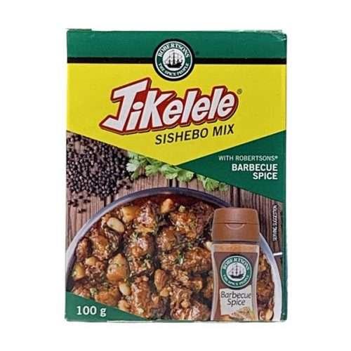 Robertsons Jikelele Sishebo Mix BBQ 100g box