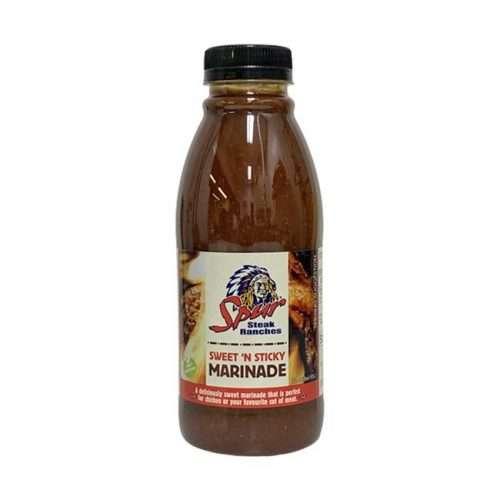 Spur Marinade Sweet 'n Sticky 500 ml bottle