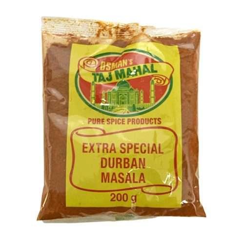Osman's Taj Mahal Extra Special Durban Masasala 200g bag