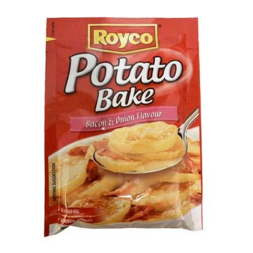Royco Potato Bake Bacon & Onion