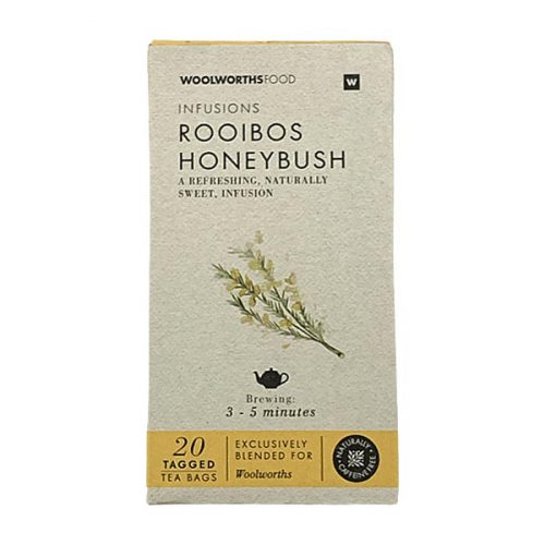 Woolworths Infusions Rooibos Honeybush 20's