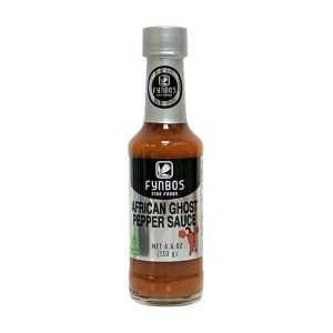 Fynbos African Ghost Pepper Sauce 130g bottle