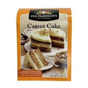 Ina Paarman Bake Mixes Carrot Cake 595g box