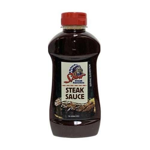 Spur Sauce Steak 500ml bottle