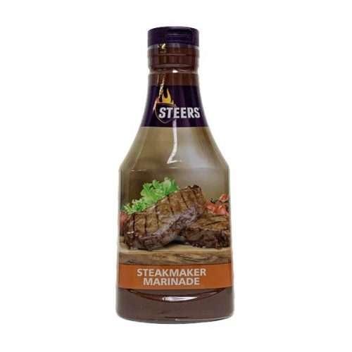 Steers Marinade Steakmaker 700ml bottle