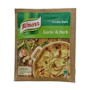 Knorr Potato Bake Garlic & Herb 43g sachet